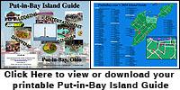 Put In Bay Island Guide Put In Bay Lodging Put In Bay Put In