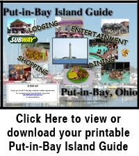 2018 Put-in-Bay Island Guide